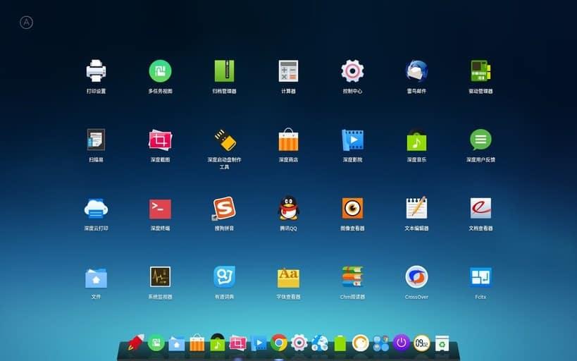 深度deepin Linux