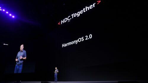 华为鸿蒙系统HarmonyOS 2.0资源整理