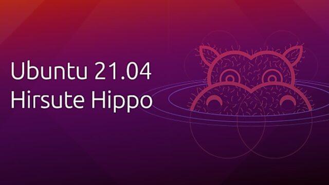 Ubuntu 21.04 发布