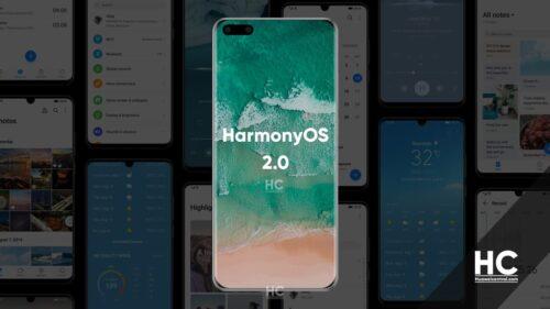 鸿蒙OS 2.0