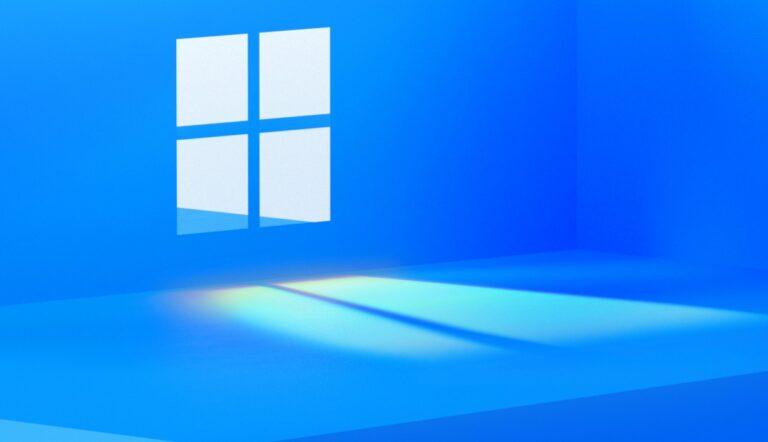 疑似Windows 11的logo